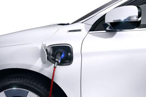 Volvo V60 D6 Plug-in-Hybrid