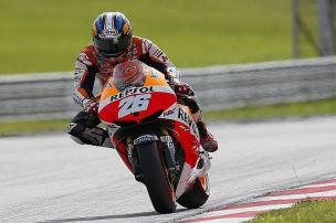 Pedrosa triumphiert bei Honda-Doppelsieg in Sepang