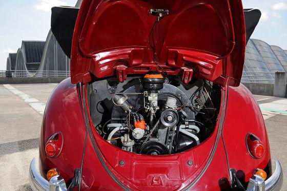 VW Käfer 1200 Cabriolet