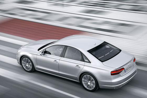 Audi A8 Luxusklasse-Limousine
