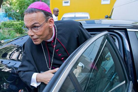 Die Autos der Bischöfe