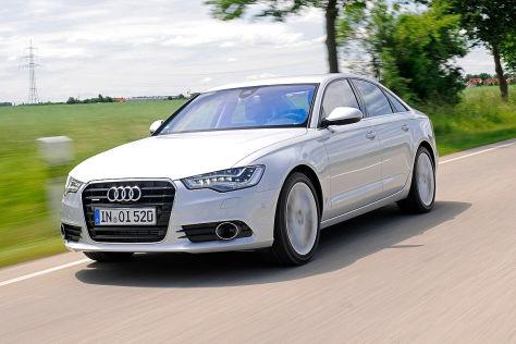 Audi A6 3.0 TDI Clean Diesel