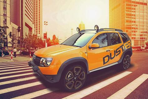 Dacia Duster Détour Concept