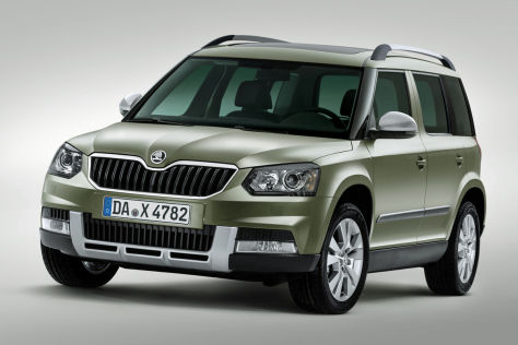 skoda yeti facelift preise. Black Bedroom Furniture Sets. Home Design Ideas