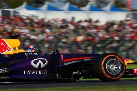 Kann Sebastian Vettel der einzige Sieger auf dem Buddh International Circuit bleiben?