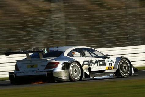 Pascal Wehrlein war hinter Robert Wickens zweitbester Mercedes-Fahrer