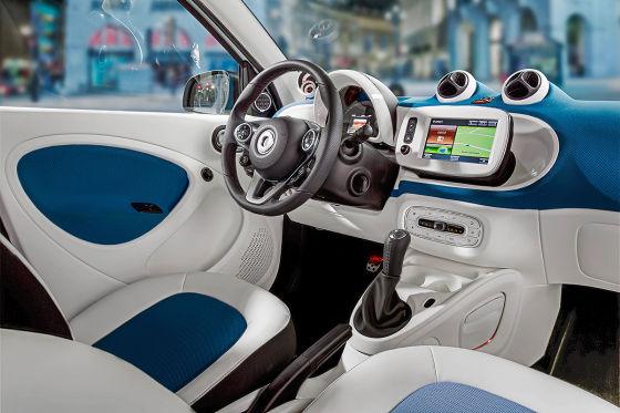 Smart SUV (Illustration)