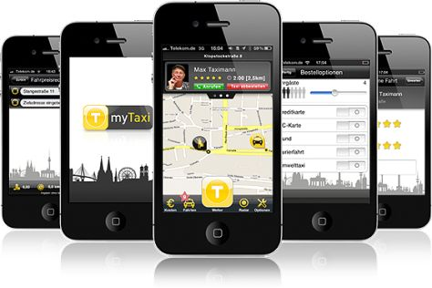 Taxi-Apps