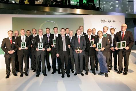 Goldenes Klassik-Lenkrad 2013: Die Sieger