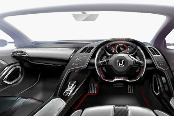 Honda S660 Concept auf der Tokyo Motor Show 2013