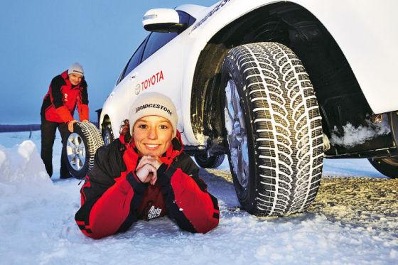 Werden Sie Testfahrer in Finnland!