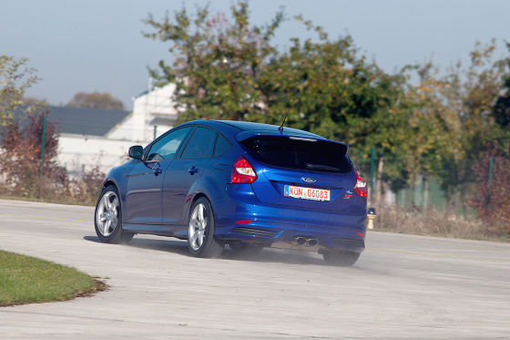 Ford Wolf Focus ST