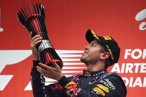 Formel 1: GP Indien 2013