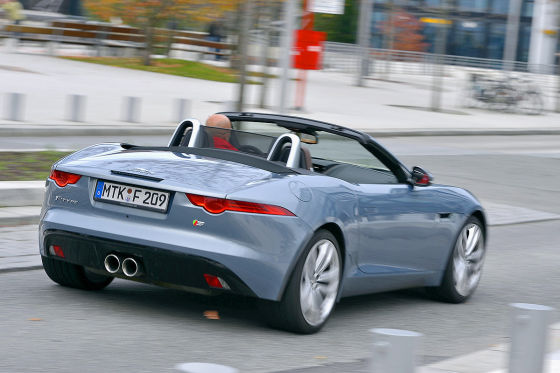 Jaguar F-Type V6 S