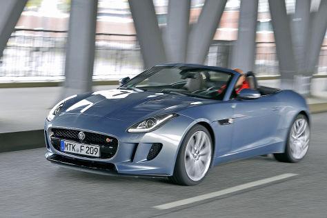 Jaguar F-Type V6 S: Fahrbericht