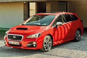 Subaru Levorg (2016): Vorstellung