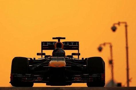 Für Red Bull könnte Abu Dhabi nicht die gewohnte Spazierfahrt werden