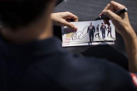 Daniel Ricciardo weiß, dass das Medien-interesse 2014 deutlich wachsen wird