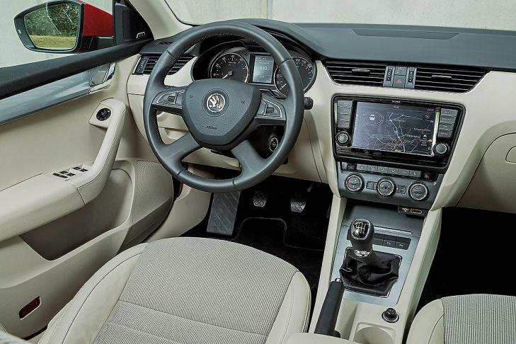 Die wichtigsten Infos zum Skoda Octavia - Bilder - autobild.de