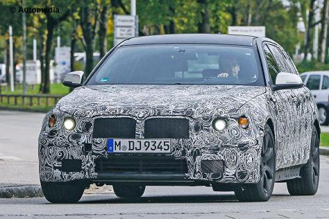 BMW 5er Erlkönig (2016)