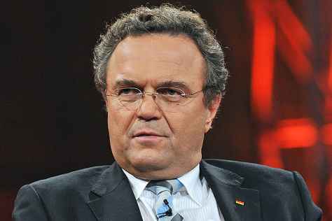 Bundesinnenminister Hans-Peter Friedrich (CSU)
