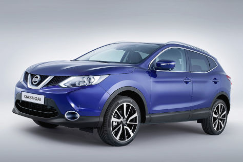 nissan qashqai 2014 unverh llte bilder und technische details. Black Bedroom Furniture Sets. Home Design Ideas