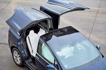 Tesla Model S: Drittes Auto abgebrannt