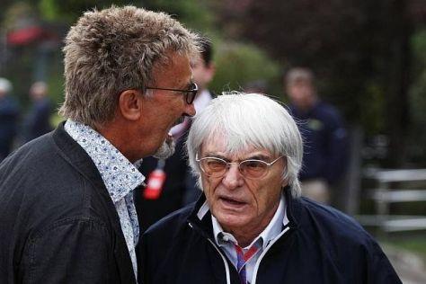 Formel-1-Boss Bernie Ecclestone soll unter anderem Eddie Jordan bestochen haben