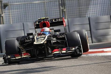 Romain Grosjean will mit Lotus zurück auf das Podest - und das schon in Austin