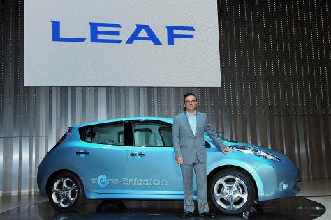 Renault-Nissan-Vorstand Carlos Ghosn