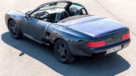 Porsche Boxster (986/987): Prototypen und Sondermodelle