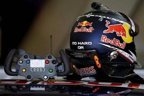 """""""Nicht die allerletzte Runde"""": So schnell hängt dieser Helm nicht am Nagel"""