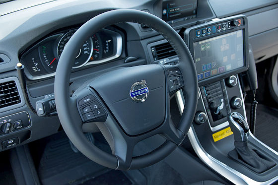 Volvo XC70 D5 AWD Police
