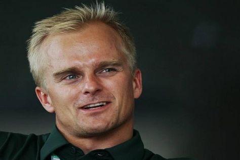 Heikki Kovalainen darf sich auf ein Formel-1-Comeback freuen