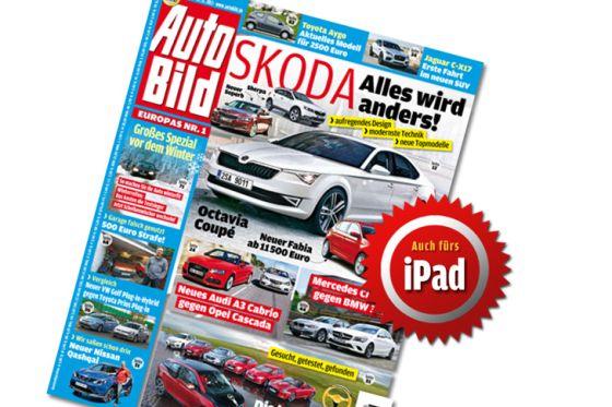 AUTO BILD Titel 46-2013