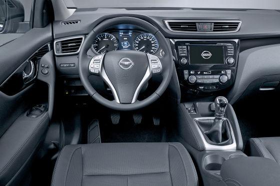 Nissan Qashqai Alle Preise Autobild De