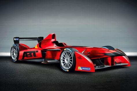 Abt Sportsline für die Formel E