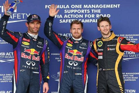 Sebastian Vettel sicherte sich in Austin die achte Pole-Position der Saison