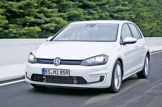 VW Golf Plug-in