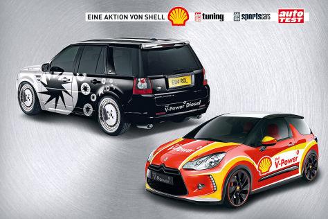 Gewinner vom Shell-Design