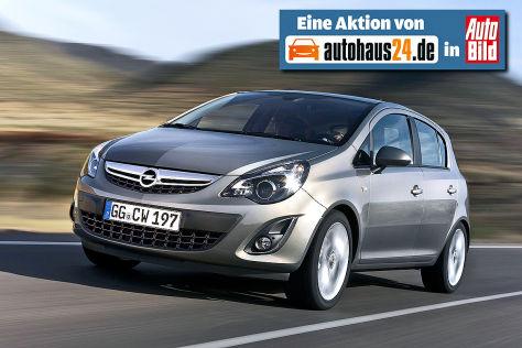 Opel Corsa, autohaus24.de