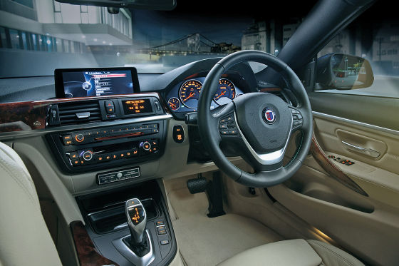 BMW Alpina B4 Bi-Turbo Coupé