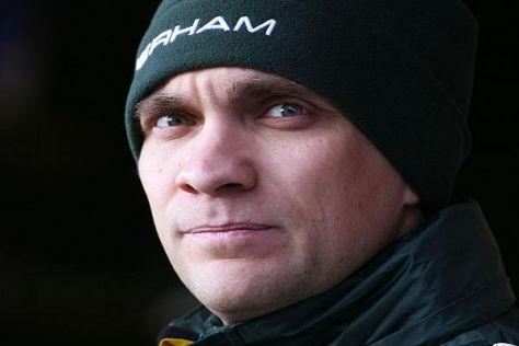 Witali Petrow ist derzeit ohne festes Engagement, will das aber ändern
