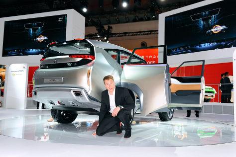 LA Auto Show / Tokyo Motor Show 2013