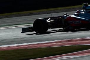 McLaren in Brasilien: