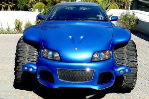 Das hässlichste Auto in LA