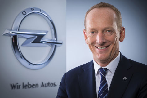 Opel-Chef Karl-Thomas Neumann
