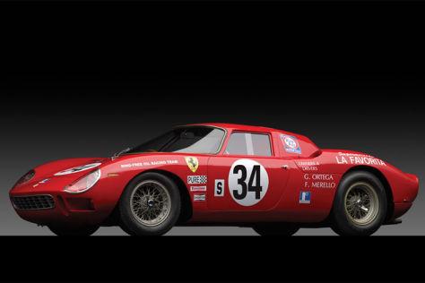Ferrari 250 LM versteigert