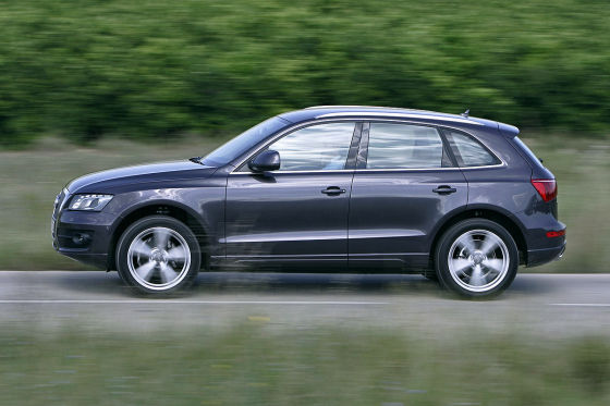 audi q5 im gebrauchtwagen test. Black Bedroom Furniture Sets. Home Design Ideas
