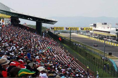 So gut gefüllte Ränge wie beim Formel-1-Rennen wünscht sich auch die DTM